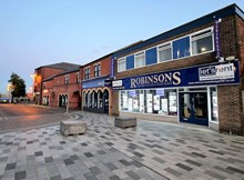 Robinsons Estate Agents Evening